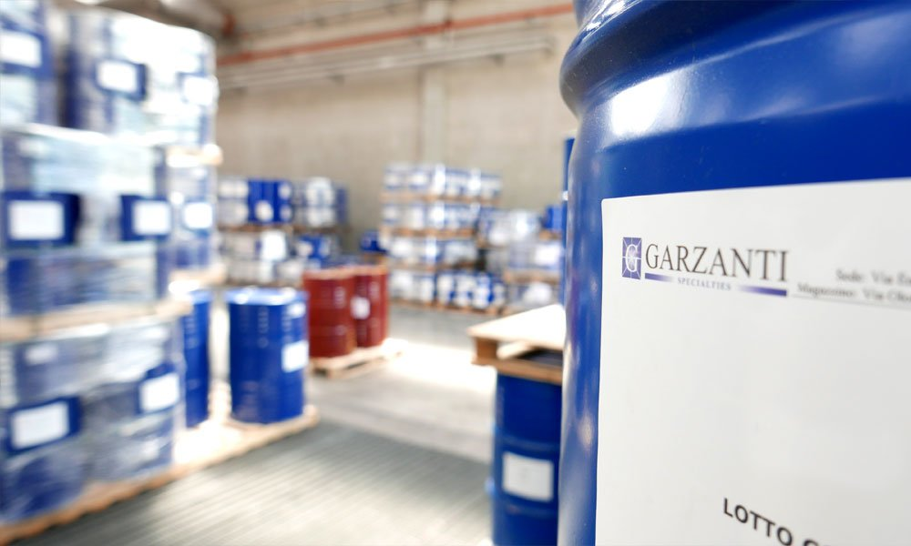 garzanti specialties warehouse liquid